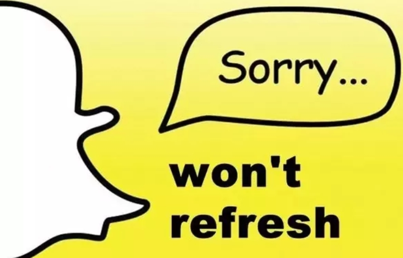 Snapchat Not Refreshing