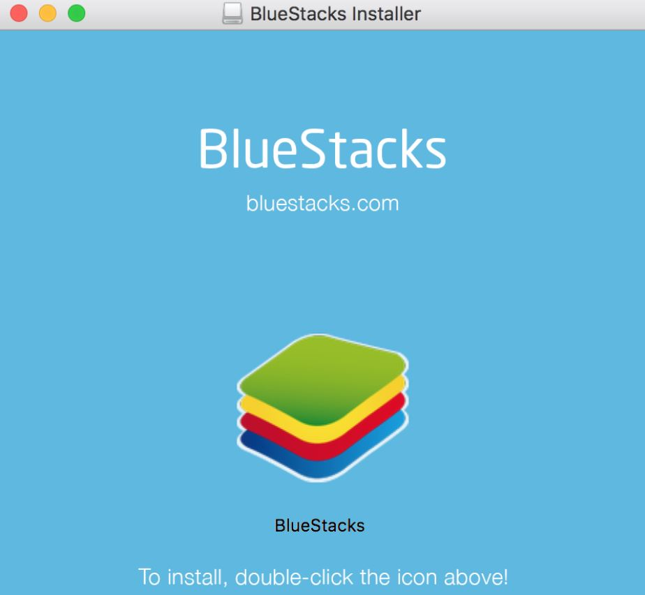 Bluestack for Mac OS